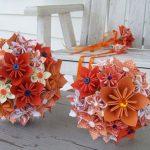 Gấp hoa anh đào cực đẹp để trang trí