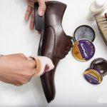6 bước phục hồi giầy bị rạn da