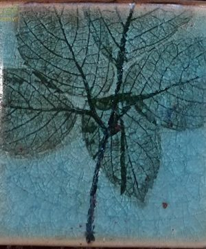 Tranh gốm ốp tường mosaic