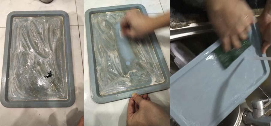 bột tẩy rửa đa năng bon ami - nhập khẩu mỹ