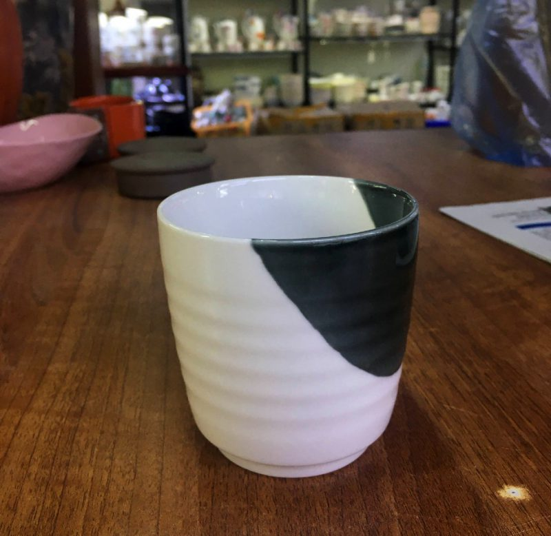 cốc gốm cao cấp bát tràng
