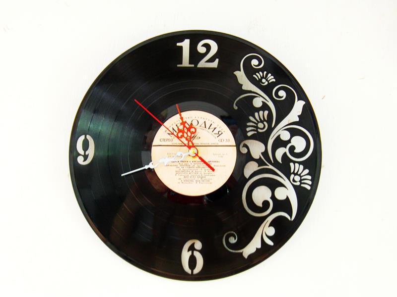 đồng hồ đĩa than