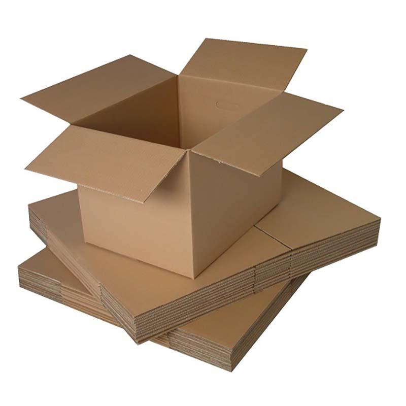 bìa giấy carton làm thùng đựng