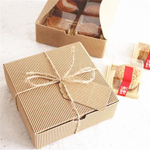 bìa giấy carton làm hộp quà
