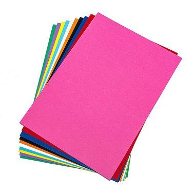 giấy bìa a4 nhiều màu