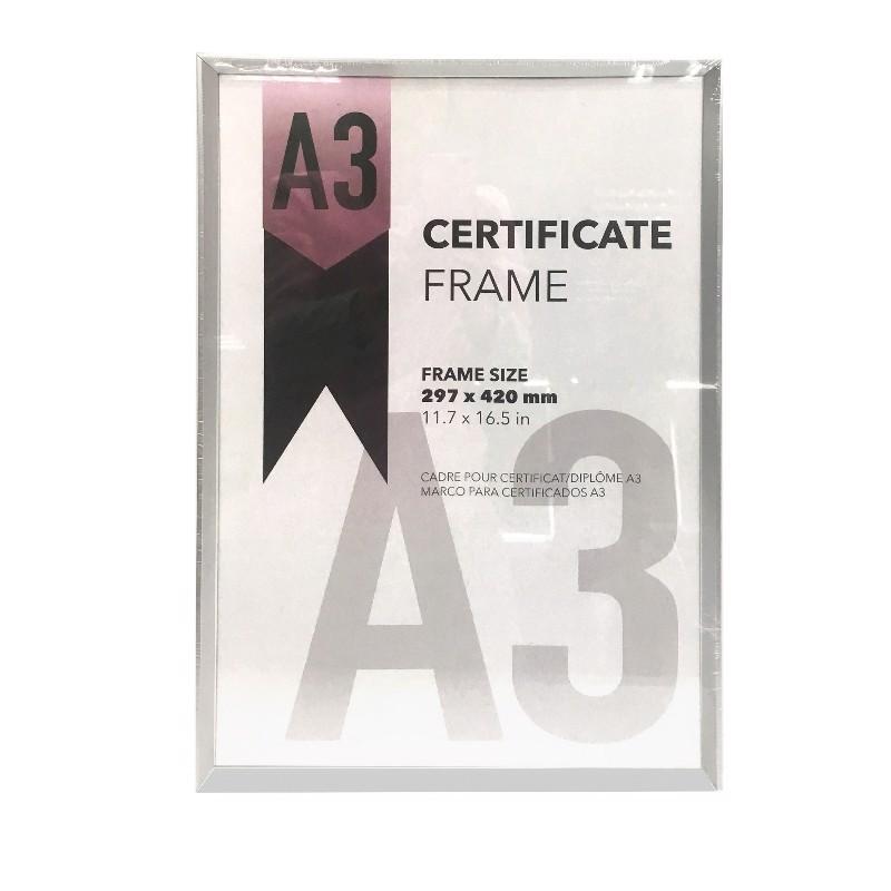 khung treo bằng cấp a3
