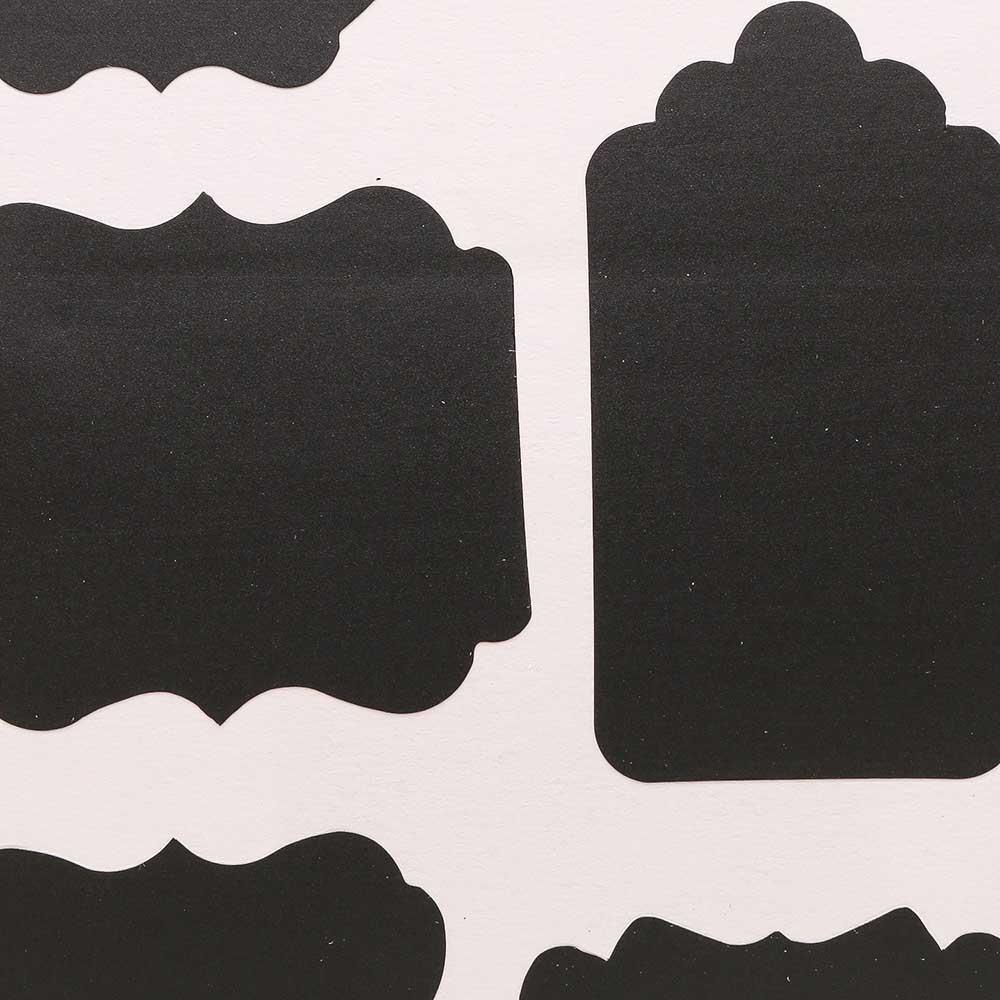 nhãn giấy trang trí