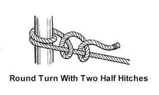 nút một vòng hai khóa