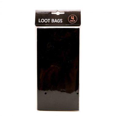 túi giấy đen đựng quà
